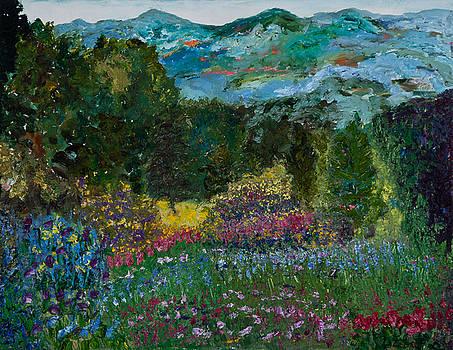 Gail's Mountain View by Tara Leigh Rose
