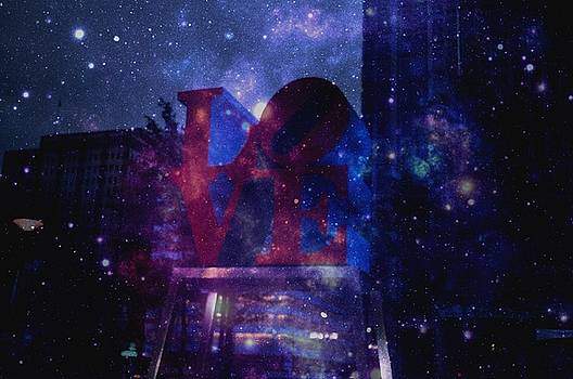 Galaxy LOVE by Brynn Ditsche