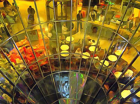 Galeries Lafayette Berlin by Bishopston Fine Art