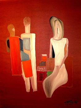 Galeries Lafayette by Bill OConnor