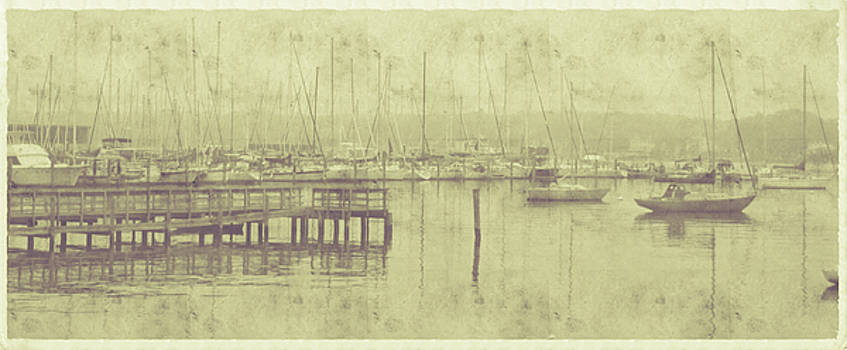 Galesville Marina by Sheryl Bergman