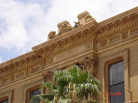 Galveston Gargoyle by Martha Roehrick