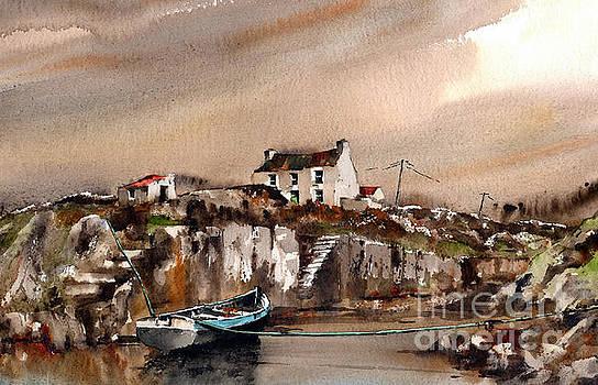 GALWAY.. Carraroe, An Cuan Caol by Val Byrne