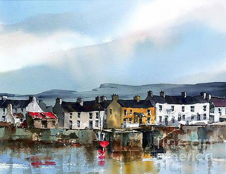 GALWAY.. Inismore, Aran by Val Byrne