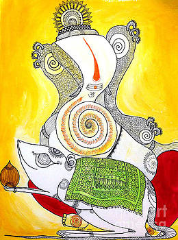 Ganesh by Shachi Srivastava