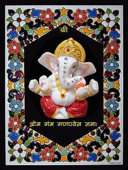Ganesha Frame by Suhas Tavkar
