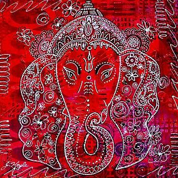 Ganesha by Julie Hoyle