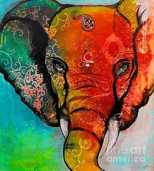 Ganesha by Soma Mandal Datta