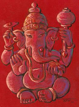 Ganesha by Tarun Chakraborty