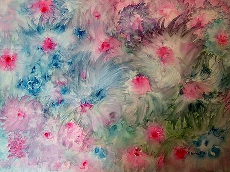 Garden by B Kathleen Fannin