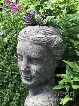 Garden Goddess by Jacklyn Duryea Fraizer