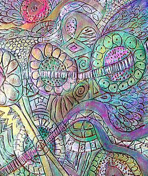 Garden in the Sky by Wayne Potrafka