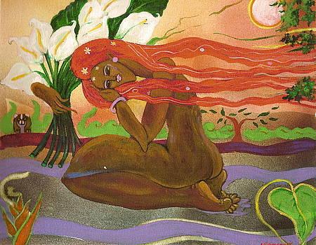 Garden of Eden by Lee Ransaw