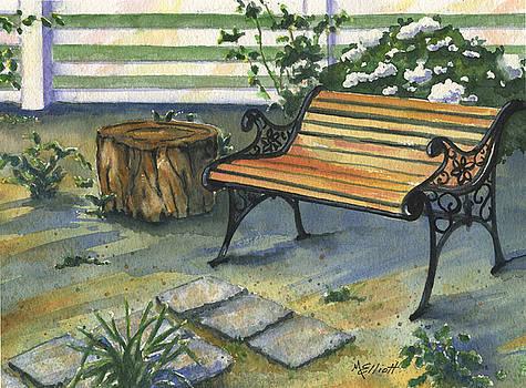 Garden of Rest by Marsha Elliott