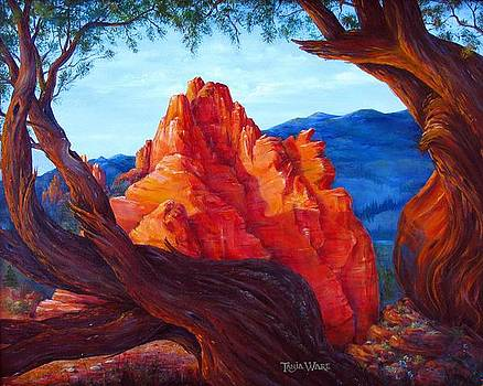 Garden of the Gods by Tanja Ware