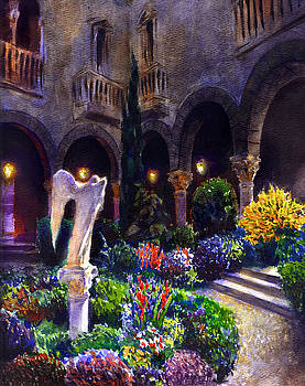 Garden by Valeriy Mavlo
