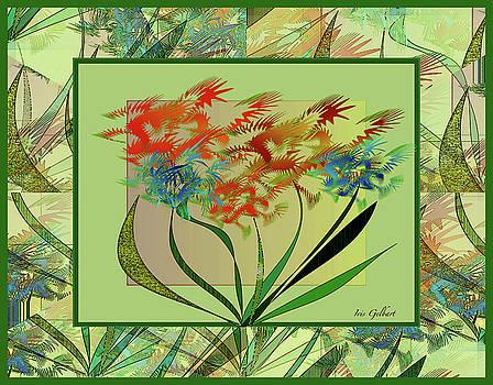 Garden Wonderland by Iris Gelbart