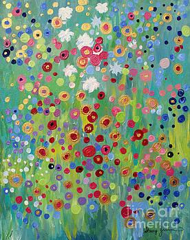 Garden's Dance by Stacey Zimmerman