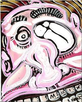 Gas Face by Robert Wolverton Jr