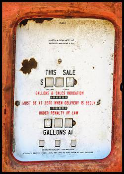 Gas Pump Lore by LeeAnn McLaneGoetz McLaneGoetzStudioLLCcom