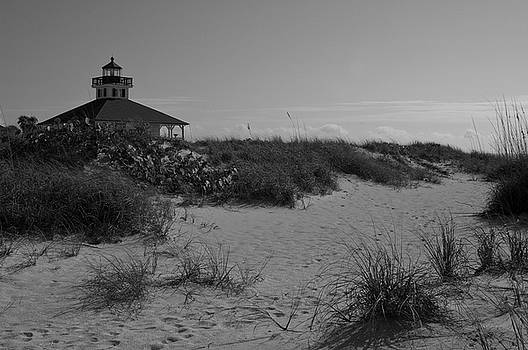Gasparilla Island Light Housee by Sheri Heckenlaible