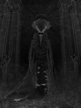 Gatekeeper awaits by Victor Slepushkin