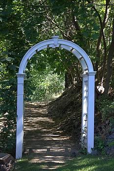 Gateway to Heaven by Myrna Migala
