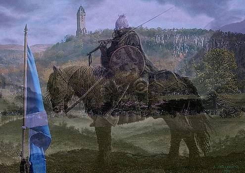 Gaurdian O Scotland by Joak Kerr