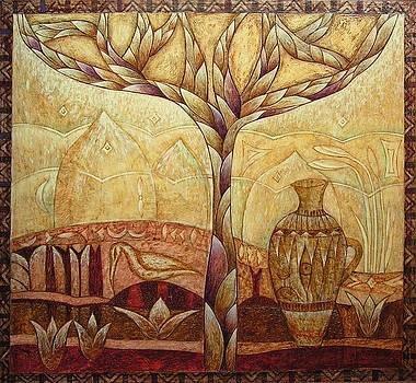 Gaya by Kasia Blekiewicz