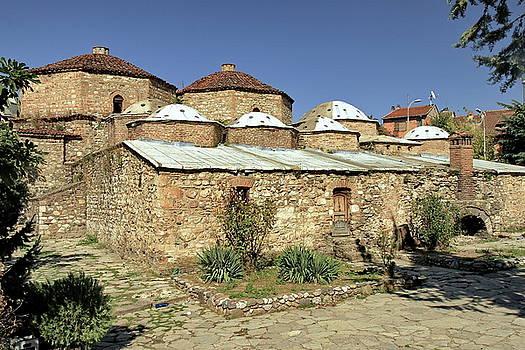 Gazi Mehmet Pasha Hammam Prizren Kosovo by Marcin Konsek