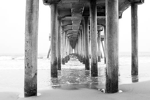 Gazing into the Pier by Ruth Jolly