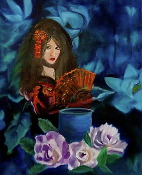 Geisha by Jenny Lee