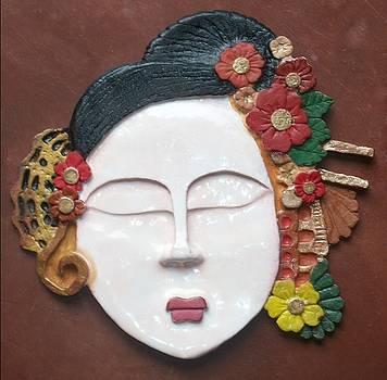 Geisha  by Otil Rotcod