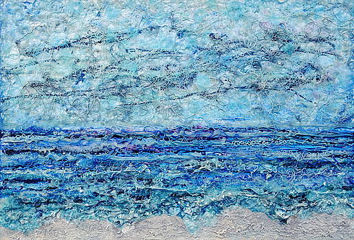 Regina Valluzzi - Gelid Shoreline