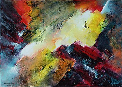 Gem of Hope  by Francoise Dugourd-Caput