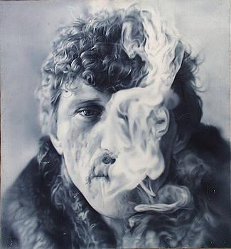 Gena. 1986 by Yuri Yudaev