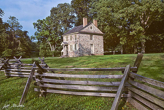 General Washington's Headquarters by Jeff Goulden