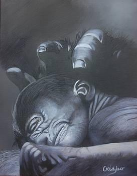 Gentle caress by Jean Yves Crispo
