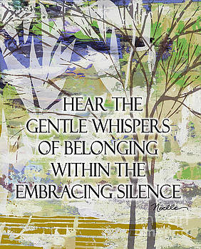 Gentle Whispers nature by Noelle Rollins