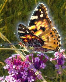 Gentleness of Spring by Melissa Herrin
