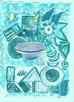Anne-elizabeth Whiteway - Geometric Abstract Fun