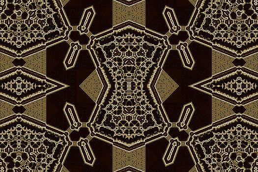 Geometric Patterns No. 63 by Mark Eggleston