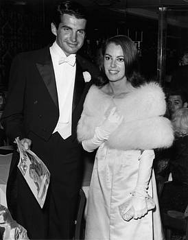 George Hamilton IV and Lana Woods by Robert Harland Perkins