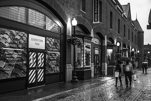 Georgetown Stroll by Andrew Kazmierski