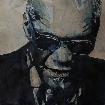 Georgia On My Mind - Ray Charles  by Paul Lovering