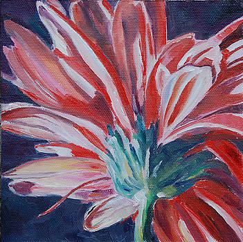 Gerber Daisy Study by Carol DeMumbrum