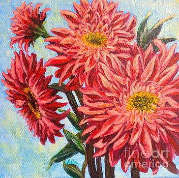 Gerbera Daisy by Gail Allen