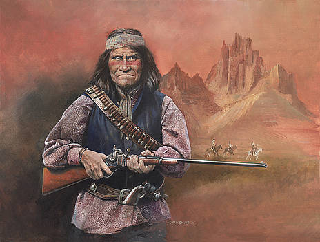 Geronimo by Chris Collingwood