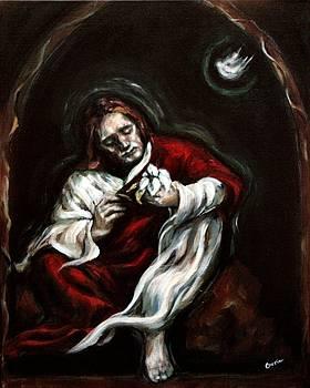 Gethsemane by Carrie Joy Byrnes