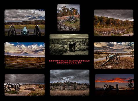 Gettysburg  1 by Mike Davis